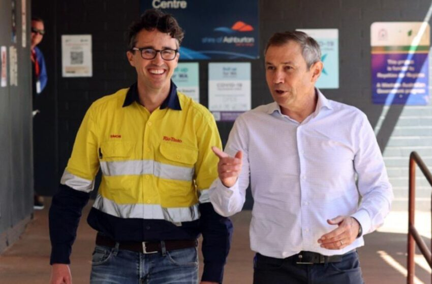 McGowan Government considering plan to force entire WA mining workforce to get COVID-19 vaccination
