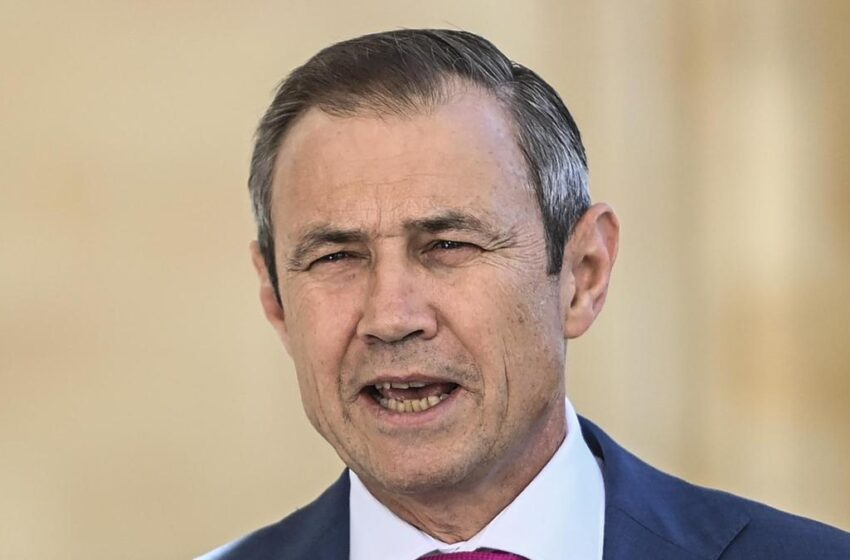 Ambulance inquiry: Health Minister Roger Cook refuses to reveal how much St John Ambulance is paid for ramping
