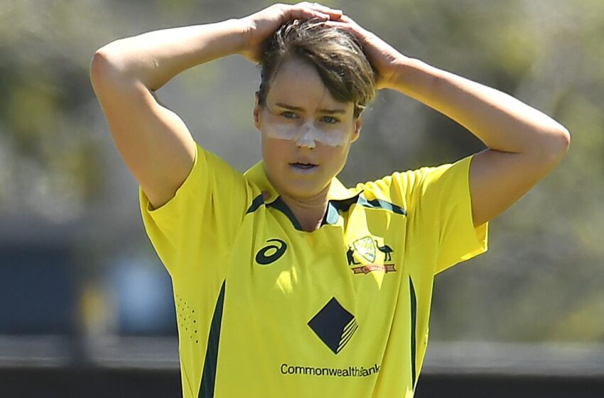 Australia women vs India first ODI score: Ellyse Perry opening the bowling, cricket news 2021