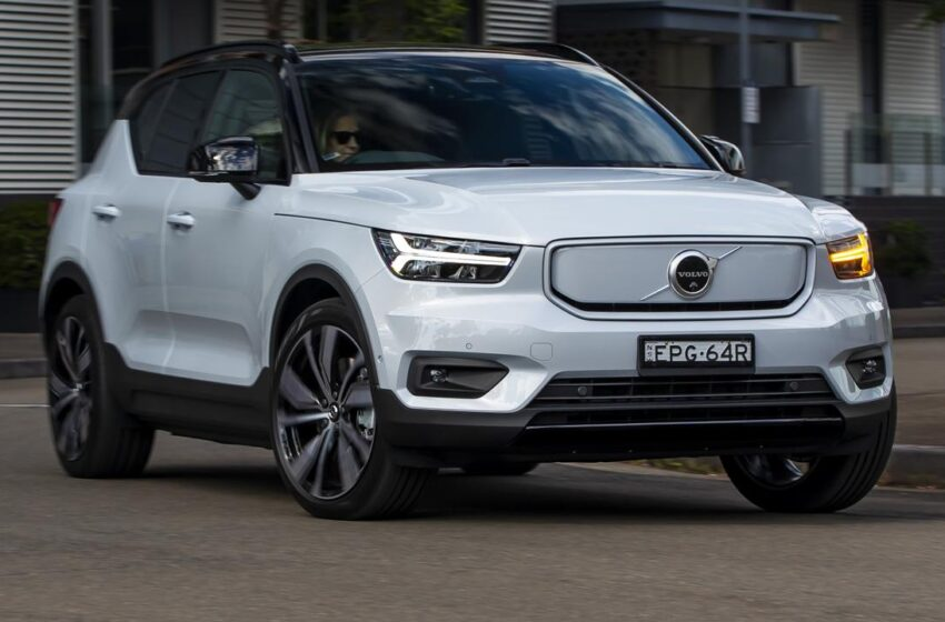 2021 Volvo XC40 Recharge review: Electric SUV is charming and versatile