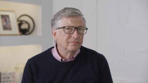 Bill Gates backs Cipher, a new online climate news source produced by his Breakthrough Energy